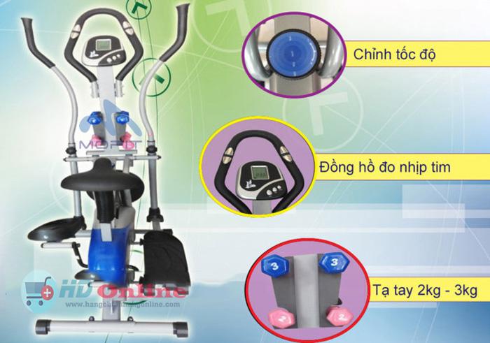 xe-dap-tap-the-duc-mofit-mo-2085-chinh-hang