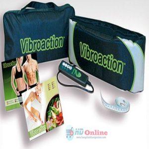 Giảm béo tức thì với đai massage bụng vibro action