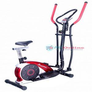 Kiểu dáng đẹp sang trọng với xe đạp tập thể dục MHE6.36