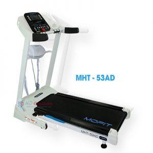 Máy chạy bộ điện đa năng Mofit MHT-53AD dáng đẹp eo thon